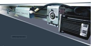 China Industrial DC motor Heavy Duty Door , Automatic Door Operators on sale