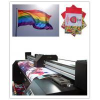 China Imprimante continue de tête d'Epson de drapeau de 3.2m Digital pour faire le drapeau et la bannière on sale