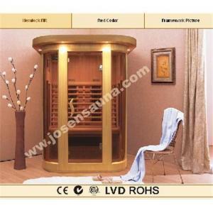 China El más nuevo diseño de sauna del ABETO on sale
