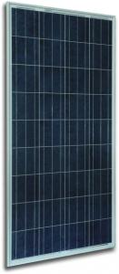 China 140W Multi-crystalline Solar Panel made of 6 inch solar cell on sale