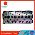 Culata del motor de la maquinaria de la ingeniería 1DZ-2 para la carretilla elevadora 11101-78202 de TOYOTA