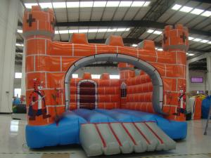 Quality Commercial Use Happy Kids Inflatable Bouncy Castle Children Inflatable Jumping for sale