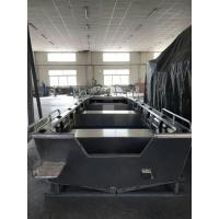 China 14 Feet All Welded Aluminum Boats , Aluminum Craft Boats 1.5M Height on sale