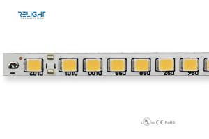 China White light bar High efficiency SMD LED module 170lm/W  CRI80  280*24mm*1mm on sale