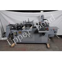Professional Auto Die Cutting Machine Can Print PVC Film / Copper / Foil