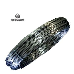 China 0Cr21Al4 FeCrAl High Temp Alloys Ribbon / Wire For Industrial Furnace SWG16 on sale