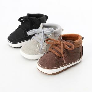 China New designed PU Leather shoes soft bottom newborn prewalker toddler boy baby booties on sale
