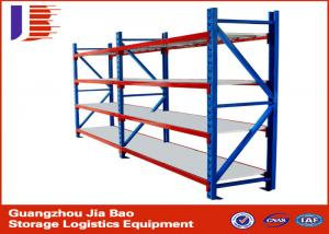 China three tier Durable Warehouse Storage Racks garage storage shelving systems on sale