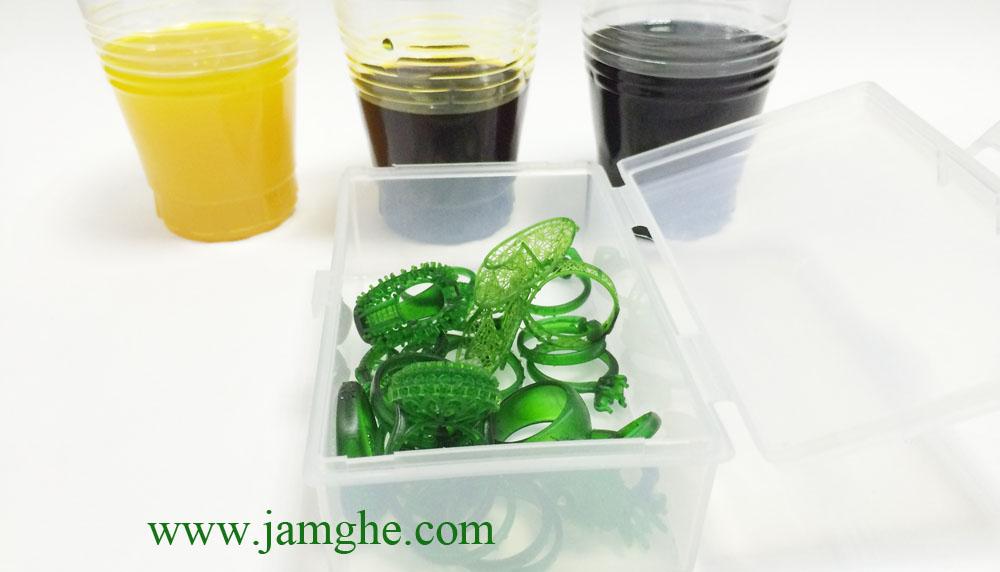 3D Printing Castable Resin UV Photosensitive / Rapid