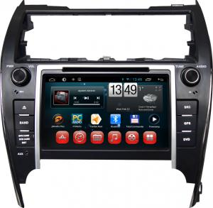 China 8 Inch Toyota camry dvd players with Navigation camry for Middle East on sale