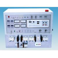 China Double Head Integration Cable Plug Tester 10PF Wire Sensitivity PLC Controlled on sale