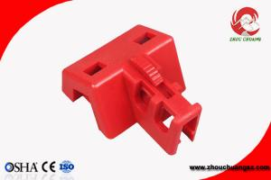 China Industrial Plastic Impact Nylon Specific Electrical Lockout Fast and Easy To Use on sale