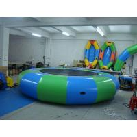 Water inflatable Trampoline Inflatable Bouncer Jumping Bed water park Floating