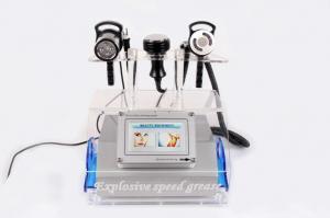 China Desktop 5 In 1 Ultrasonic Cavitation + RF + BIO Vacuum Slimming Machine on sale