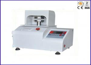 China Fully Automatic Bursting Strength Testing Machine , Paper Bursting Strength Tester on sale