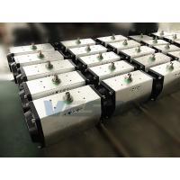 Quarter Turn  Double Acting Pneumatic Valve Actuator Aluminum Alloy Material