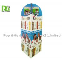 Cost effective corrugated Cardboard Pallet Display for bandage products