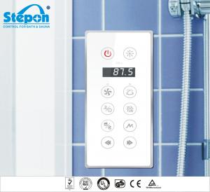 China Electronic Control Steam Shower Enclosure Controller on sale