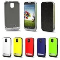 China Samsung Accessories Colorful Rechargeable External Battery Case on sale