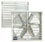 DJF (b) type double ventilateur d'extraction de volet