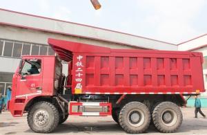 China Customized Heavy Duty Dump Truck 10 Wheeler 70 Ton Dump Truck With 420 HP Engine on sale