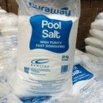 Food Grade Salted Sodium Chloride Exports Paper Industry Salt, Natural Chemical White Pool Salt