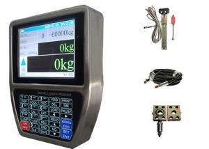 China CE Wheel Loader Indicator With Oil Pressure Sensor , Position Sensor , Cylinder Plate on sale