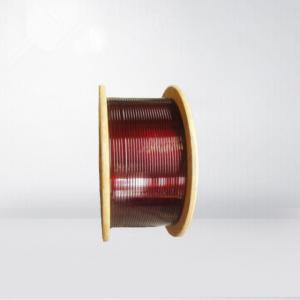 China 0.12mm-3.2mm Enamelled Copper Winding Wire Super Fine Rectangular Copper Wire For Projector on sale