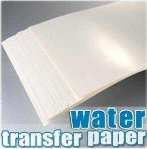 China MEIQING, Ink-jet printing water transfer printing paper for glass, cups ,ceramic on sale