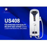 """808nm Diode Laser Hair Removal Machine With 10.4"""" Color Touch LCD Screen"""