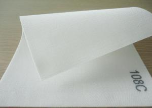 China 1 Micron PPS FMS Woven Filter Cloth Reliable Mechanical Resistance Staple Fiber on sale