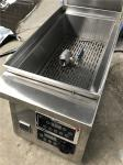 Commerical Induction Deep Fryer Deep Fryer Stainless Steel  Fryer 5.5KW