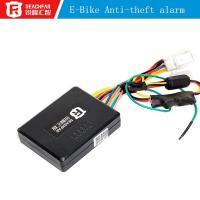 China mettez à jour l'alarme anti-vol électrique de voiture de batterie de moto de traqueur de GPS de voiture du traqueur rf-v12+ GPS de bicyclette, LBS+GPS on sale