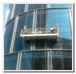 ZLP series building cleaning aluminium ZLP630 counter weight gondola