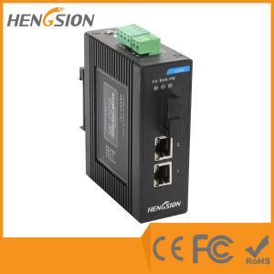 China 2 Port Gigabit Ethernet Switch , Managed Network Switch 512kb Buffer Memory on sale