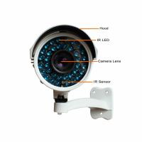 CMOS P2P Network Long Range Wireless Camera M-JPEG For PC / Ipad