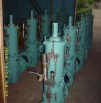 """Alta presión 1 13/16 - 7 1/16"""" válvulas de seguridad del tamaño API con el control que detecta el sistema"""