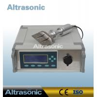Continuous Ultrasonic Cutting Machine with 82mm Titanium Alloy Sonotrode