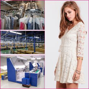 China 2015 new design China women dress factory product floral embroidery Bohemian Dress on sale