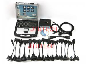China Universial Truck Diagnosis Jaltest Test Full Set+CF30 Heavy Duty Scan Tool on sale