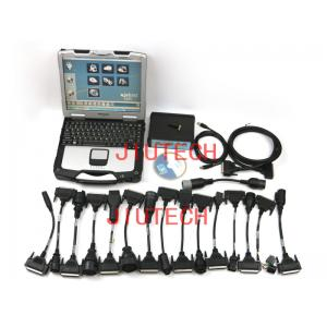 China Universial Heavy Duty Truck Diagnostic Scanner Jaltest Test Full Set + CF30 on sale