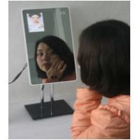 Mini Magic Mirror Light Box 13.3 Inch Advertising Display for Beauty Shop