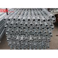 China Professional Durable Pin Lock Scaffolding System 0.5-3M For High Rising Construction on sale