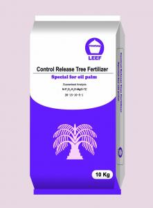 China LEEF®Slow Release Nugget Tree Fertilizer (Oil Palm Tree)20-15-10 on sale