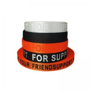 China Diecut Personalized Promotional Gifts Jacquard Polyester Woven Ribbon Tape on sale