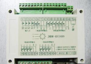 China JMDM RS-485/232 JMDM-4DI16DO 4d motion cinema controller serial port control 4 path input 16 path on sale