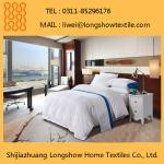 Hotel Bedding Room Embroidered Duvet Cover 100% Cotton