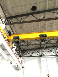 China Design and supply good price high quality 10t 20t single girder Overhead Crane on sale