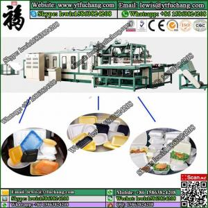 China FC-PSP120/150 eps foam sheet production line  Disposable lunch box on sale