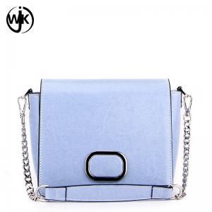 China Adjustable oem bags women handbag available genuine leather crossbody bag accept OEM leather shoulder bag on sale